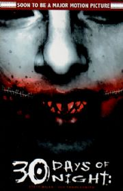 30 Days Of Night Graphic Novels